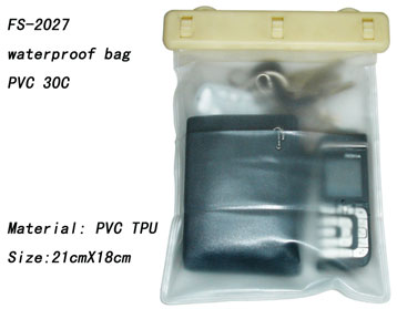 pvc waterproof bag > FS-2027